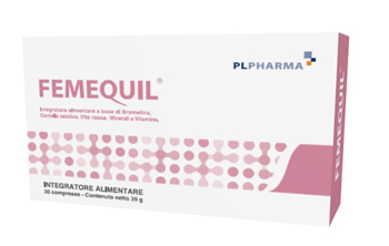 FEMEQUIL 30 COMPRESSE - Farmaseller