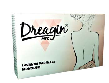 LAVANDA VAGINALE DREAGIN MYC 5 FLACONI 140 ML - Farmaconvenienza.it
