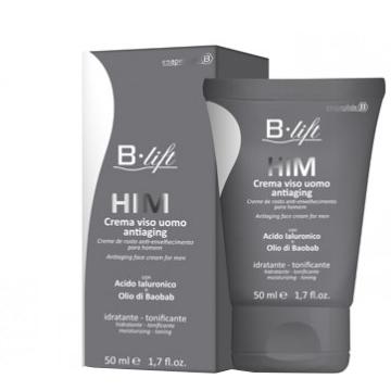 B-LIFT HIM CREMA VISO UOMO ANTIAGING - Farmaunclick.it