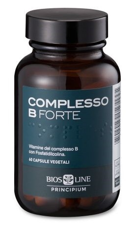 PRINCIPIUM COMPLESSO B FORTE 60 CAPSULE - La farmacia digitale