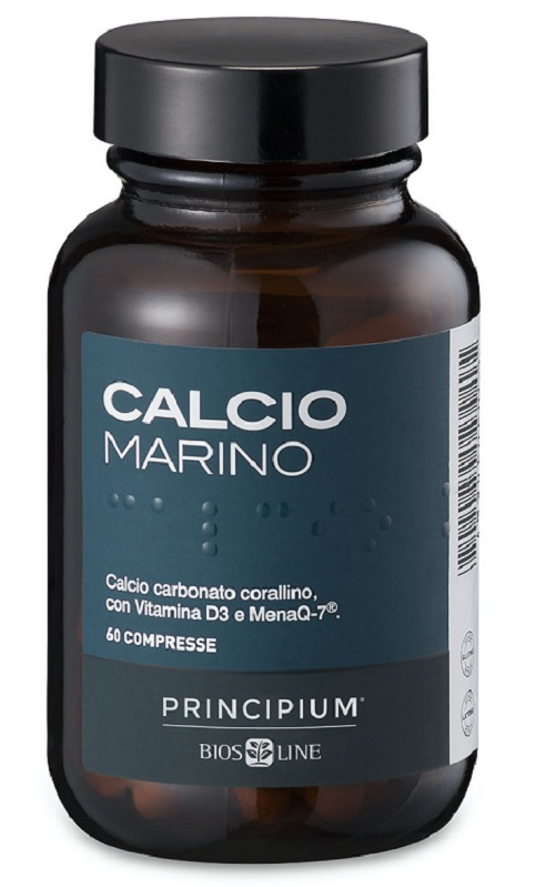 PRINCIPIUM CALCIO MARINO 60 CAPSULE - Farmaciasconti.it