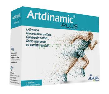 ARTDINAMIC PLUS 14 BUSTINE - farmaventura.it