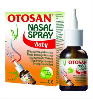 OTOSAN NASAL SPRAY BABY DECONGESTIONANTE NASALE 30 ML - Farmaseller