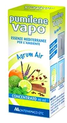PUMILENE VAPO AGRUMI AIR CONCENTRATO 40 ML - Farmafamily.it