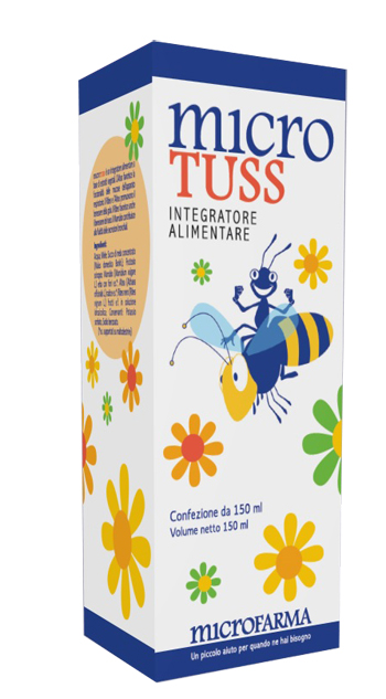 MICRO TUSS 150 ML - farmaciadeglispeziali.it