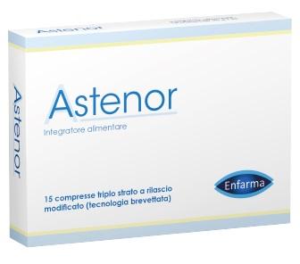 ASTENOR 15 COMPRESSE - Farmacielo