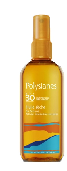 KLORANE OLIO SECCO SPF 30 150 ML - Farmabellezza.it