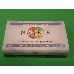 KIT DI PRELIEVO AREA IMMUNOLOGICA BLU CAPILLARE SECCO 1 PEZZO - Farmapage.it