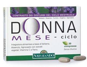 DONNA MESE CICLO 30 COMPRESSE - Farmacia Centrale Dr. Monteleone Adriano