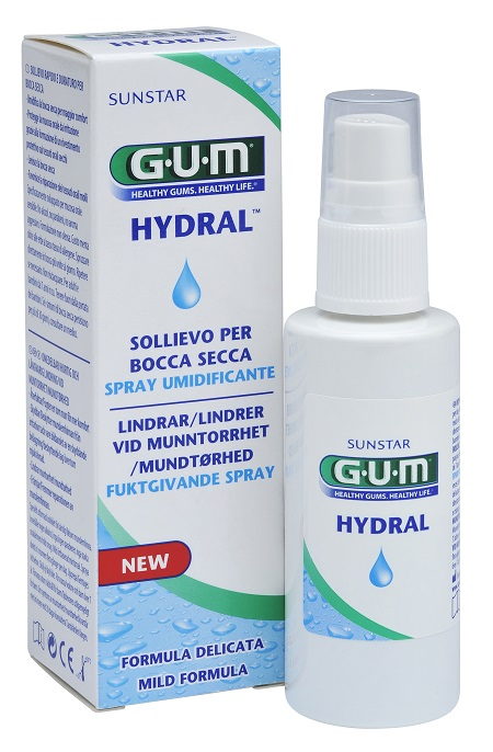 GUM HYDRAL SPRAY 50 ML - Carafarmacia.it
