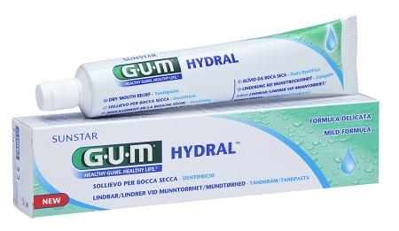 GUM HYDRAL DENTIFRICIO 75 ML - Farmajoy