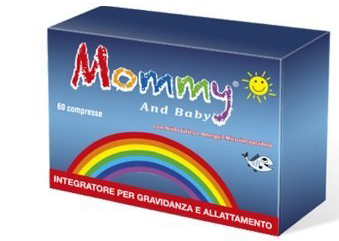 MOMMY AND BABY 60 COMPRESSE - Sempredisponibile.it