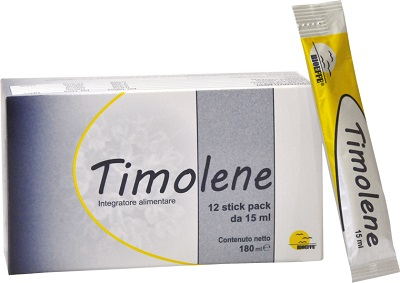 TIMOLENE 12 BUSTINE STICK PACK 15 ML - Farmastop