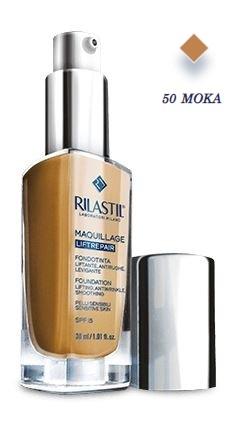 Rilastil Cosmetic Camouflage Fondotinta Correttivo Liftrepair Nuance 50 Moka 30ml  Scadenza 07/2021 - Speedyfarma.it