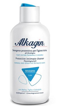 ALKAGIN DETERGENTE INTIMO PROTETTIVO FISIOLOGICO 250 ML - Farmaunclick.it