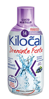 KILOCAL DRENANTE FORTE MIRTILLO - FARMAEMPORIO