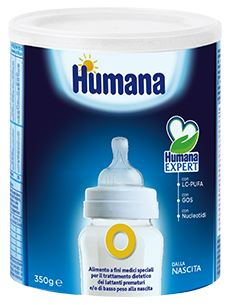 HUMANA 0 350 G - Spacefarma.it