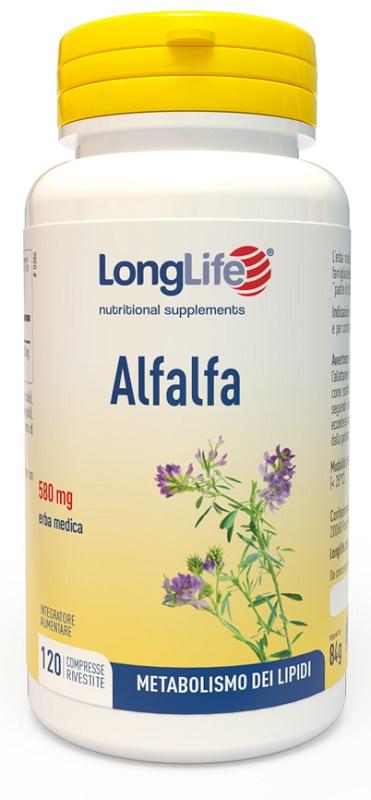 LONGLIFE ALFALFA 120 COMPRESSE - Farmaseller