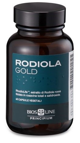 PRINCIPIUM RODIOLA GOLD 60 CAPSULE VEGETALI - Farmafamily.it