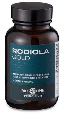 BIOS LINE PRINCIPIUM RODIOLA GOLD 60 CAPSULE VEGETALI - Farmastar.it