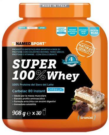 SUPER100% WHEY TIRAMISU'908 G - Farmaseller