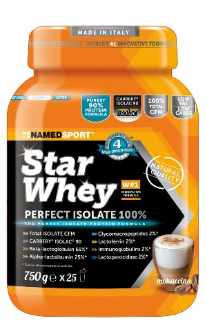 STAR WHEY MOKACCINO 750 G - Speedyfarma.it