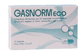 GASNORM ECO 12 CAPSULE - DrStebe