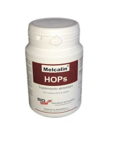 MELCALIN HOPS 56 CAPSULE - FARMAEMPORIO