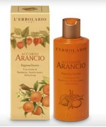 ARANCIO BAGNOSCHIUMA 250 ML - Farmaconvenienza.it