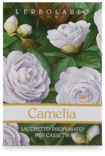 CAMELIA SACCHETTO PROFUMATO PER CASSETTI - Farmaunclick.it
