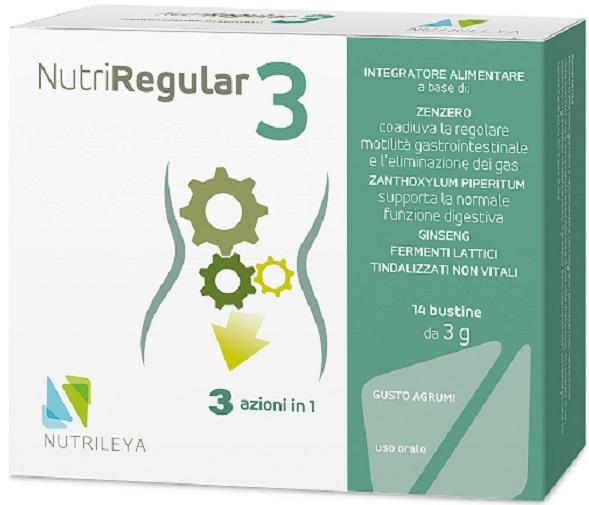 NUTRIREGULAR 3 14 BUSTINE - Farmapass