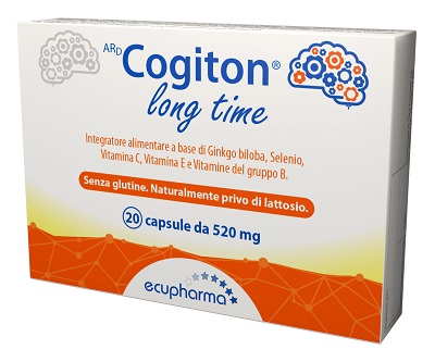 ARD COGITON LONG TIME 20 CAPSULE 520 MG - Farmaunclick.it