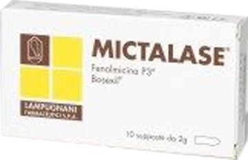 MICTALASE 10 SUPPOSTE 2 G - Speedyfarma.it