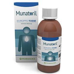 Pharmaluce Munatoril Sciroppo Tosse Dispositivo Medico 150ml - Zfarmacia