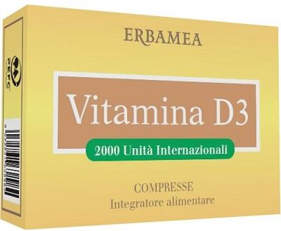 VITAMINA D3 90 COMPRESSE - Farmagolden.it