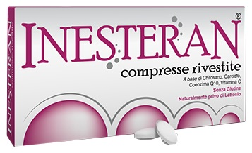 INESTERAN 30 COMPRESSE BLISTER 33 G - Farmacia Bisbano