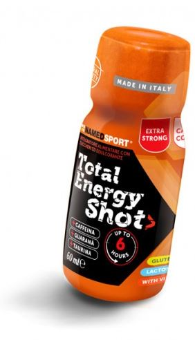 TOTAL ENERGY SHOT ORANGE 60 ML - Farmacia Bartoli