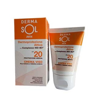DERMASOL AKN CREMA VISO 50 ML - Farmaconvenienza.it