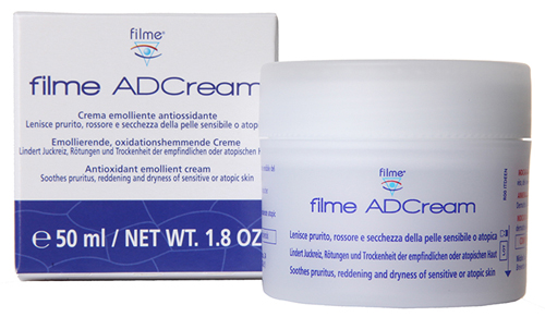 CREMA EMOLLIENTE ANTIOSSIDANTE 50 ML - Farmastar.it