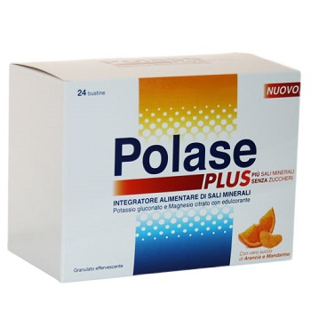 POLASE PLUS 24 BUSTE - farmaciadeglispeziali.it