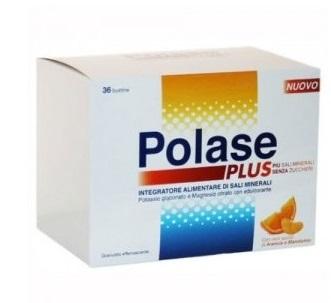 Polase Plus Integratore di Sali Minerali 36 Buste - latuafarmaciaonline.it