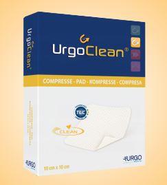 MEDICAZIONE STERILE URGOCLEAN 10X10 CM 5 PEZZI - Farmapage.it