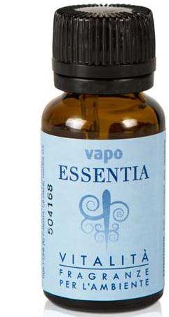 Vapo Essentia Vitalità Fragranze Per L'Ambiente 10ml - La tua farmacia online
