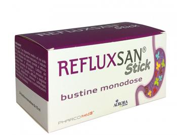REFLUXSAN STICK 24 BUSTINE MONODOSE - Farmaunclick.it