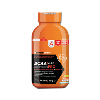 BCAA 4:1:1 EXTREME PRO 310 COMPRESSE - Farmapage.it