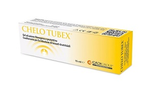 CHELO TUBEX GEL RIDUZIONE CHELOIDI 15 ML - Farmafamily.it