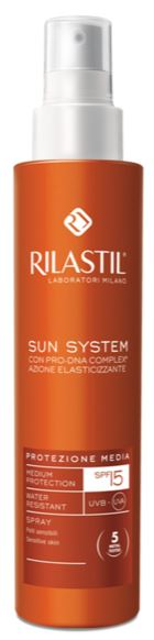 RILASTIL SUN SYSTEM PHOTO PROTECTION THERAPY SPF15 SPRAY VAPO 200 ML - La farmacia digitale