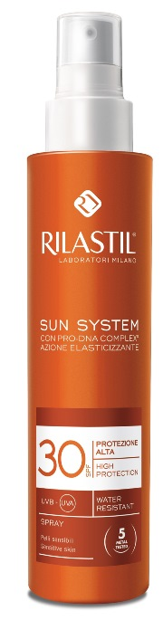 RILASTIL SUN SYSTEM PHOTO PROTECTION THERAPY SPF30 SPRAY VAPO 200 ML - FARMAPRIME