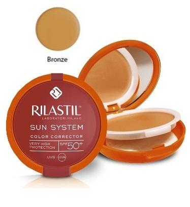 Rilastil Sun System PPT Correttore Del Colore SPF 50+ Tonalità 03 Bronze  - Speedyfarma.it