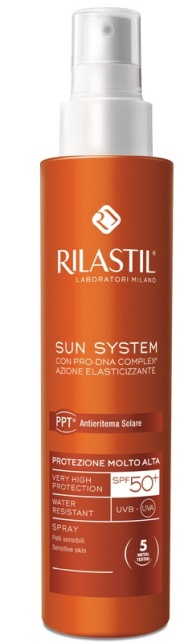 RILASTIL SUN SYSTEM PHOTO PROTECTION THERAPY SPF50+ SPRAY VAPO 200 ML - Farmabenni.it